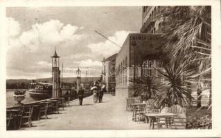 Lago de Garda, Gardone Riviera, Grand Hotel