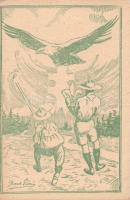 Scouting group Hatvani Turul no. 91 s: Piczek Zoltán, 91. sz. Hatvani Turul cserkészcsapat, IV. sorozat s: Piczek Zoltán