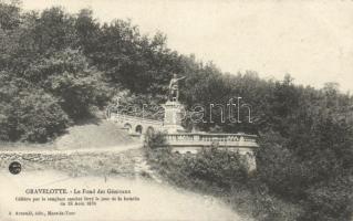 Gravelotte military monument