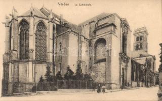 Verdun, cathedral