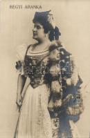 Aranka Hegyi, Hegyi Aranka