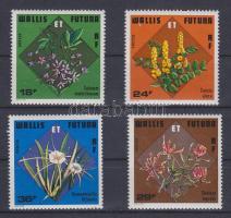 1978 Trópusi növények sor Mi 311-314