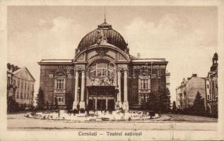 Chernivtsi (Cernauti) National Theatre (Rb)