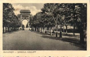 Bucharest Kiseleff Road (EK)