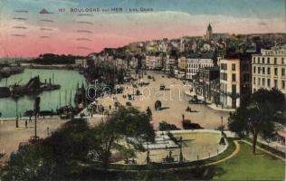 Boulogne-sur-Mer, Les Quais / quay