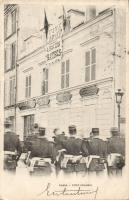 Paris, Fort Chabrol / soldiers