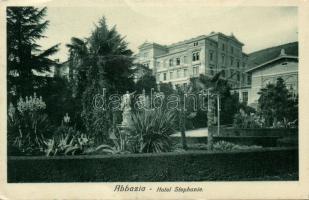 Abbazia, Hotel Stephanie