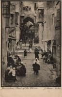 Jerusalem, Street of the Chain