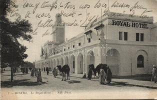 Biskra, Royal Hotel