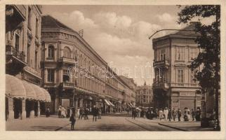Zagreb, Ulica Marije Valerije / street