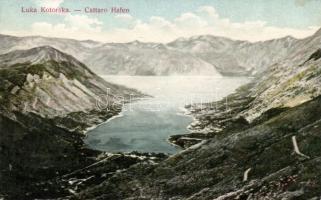 Kotor, Cattaro; Luka / port
