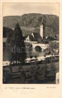 Bohinjsko jezero, Cerkev sv Janeza / church, lake
