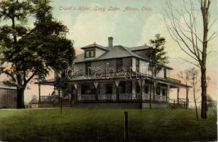 Akron, Ohio; Hotel Crook