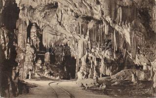 Postojnska jama, Adelsberger Grotte; Ferdinandova jama / cave