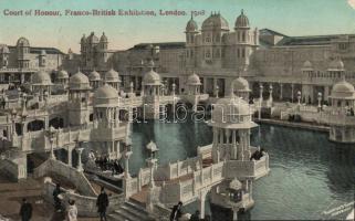1908 London, Court of Honor, Franco-British Exhibition