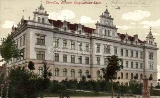 Chrudim, Secondary trade school, Chrudim, Gazdasági Iskola