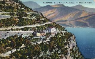 Lago di Garda, Strada del Ponale, Tornole / road