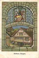 Burgau, Rathaus / town hall s: W. Weiss