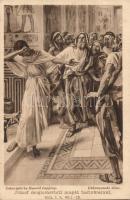 Joseph reveals himself to his brothers, religion, József megismerteti magát testvéreivel, vallás