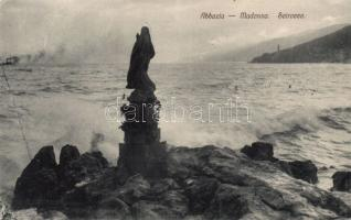 Abbazia beach Madonna