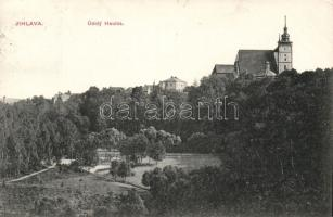 Jihlava, Údoly Heulos / valley