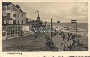 Zelenogradsk, Cranz; Gutzeit's Strandhotel