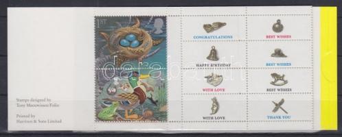 1991 Üdvözlő bélyegfüzet Mi MH 94