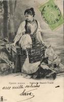Serbian folklore, Szerb folklór