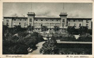 Hévíz-Gyógyfürdő, Postás Üdülőház