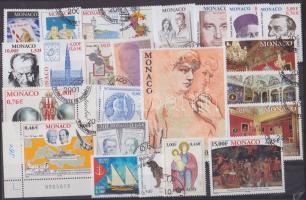 2001 24 klf bélyeg teljes sorokban