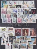 1991 48 klf bélyeg teljes sorokban