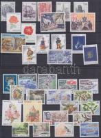 1992 35 klf bélyeg teljes sorokban