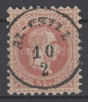 1867 5kr AL-CSILL