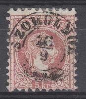 1867 5kr SZOMOLNOK