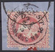 1867 5kr PEST BRIEFSAMMLUNG No 15