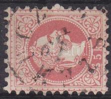 1867 5kr SZEMPCZ