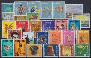 1969-1971 28 different stamps, 1969-1971 28 klf bélyeg, 1969-1971 28 vereschiedene Marken