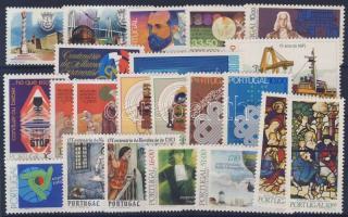 1982-1983 22 diff stamps whole sets, 1982-1983 22 klf bélyeg teljes sorokkal, 1982-1983 22 verschiedene Marken in ganzen Sätzen