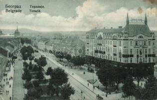 Belgrade, Terazije