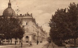 Zagreb, Trg. I. / square