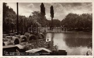Sofia, See im Boris Garten / Boris garden lake