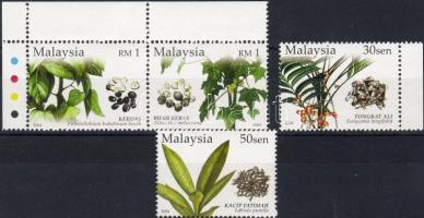 2004 Gyógynövények Mi 1281-1284