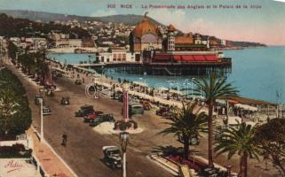 Nice, La Promenade des Anglais, Palais de la Jetée / promenade, palace