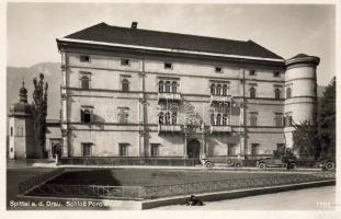 Spittal an der Drau, Schloss Porcia / castle