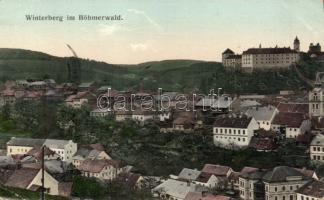 Vimperk, Winterberg;