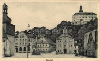 Náchod, main square
