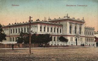 Valjevo grammar school