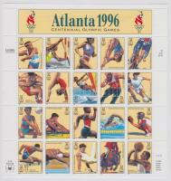 1996 Atlantai olimpia kisív Mi 2702-2724