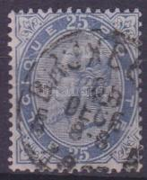 König Leopold II. Marke, II. Lipót király bélyeg, King Leopold II stamp
