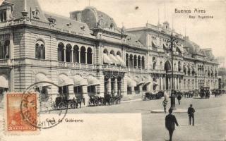 Buenos Aires, Casa de Gobierno / Government Palace